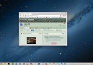 OSX Mountain Lion Windows 7 Theme