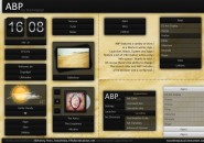 ABP Rainmeter Theme