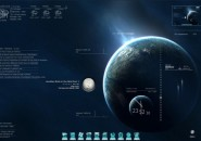 Blue Dream Rainmeter Theme