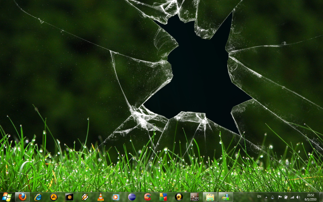 Broken Vista Wallpaper Windows7themer Wp Content Uploads 2012