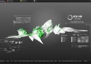 FlyAway Rainmeter Theme