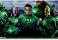 Green-Lantern-Windows-7-Theme