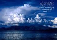 Inspirational bible verse
