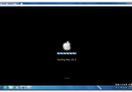Mountain Lion Bootskin for windows 7