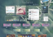 Radiance theme for windows 7