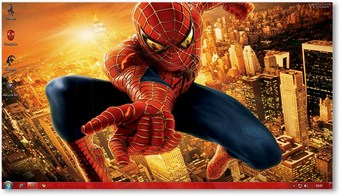 Spiderman Windows 7 Themes