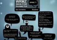 WRMZ Rainmeter Skin