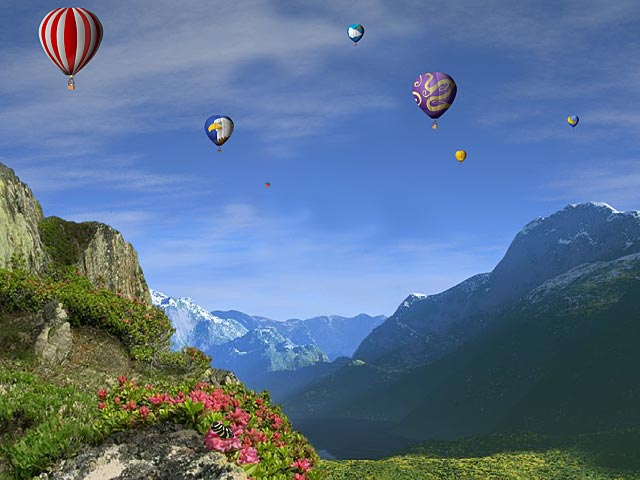 Download zzBalloon Screensaver - MajorGeeks