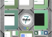 iBaked theme for windows 7