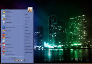 Abroad Windows Blind Theme