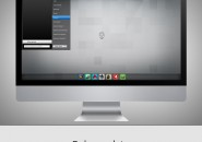 Alienware clean concept theme for windows 7