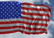 American Flag 3D Screensaver