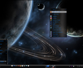 Black mini theme for windows 7