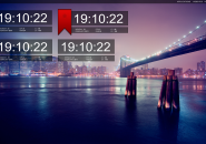 Bridge City Rainmeter Theme