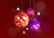Christmas Balls 3D Screensaver