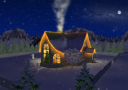 Christmas Home 3D Screensaver