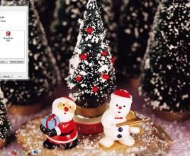Christmas themepack for windows 7