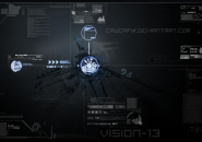 Crucafix Vision Rainmeter Skin For Windows 7