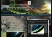 Cur7ed beta theme for windows 7