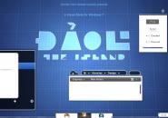 Dao the island theme for windows 7