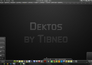 Dektos Rainmeter Theme For Windows 7