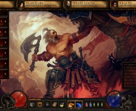Diablo III Rainmeter Skin