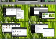Different touch theme for windows 7