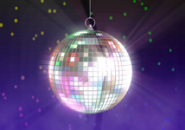 Disco Ball 3D Screensaver