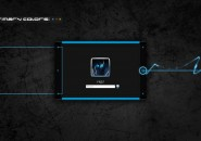Disruptor Logon Screen