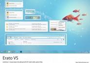 Erato theme for windows 7
