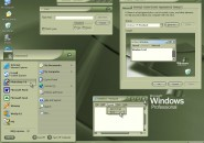 Ferix Windows Blind Theme