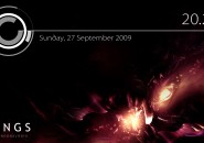 Fire Rings Windows 7 Rainmeter Skin