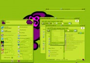 Gilla Guts Windows Blind Theme