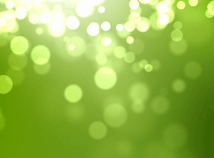 Green Abstraction Blur Screensaver
