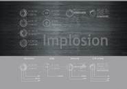Implosion Rainmeter Skin