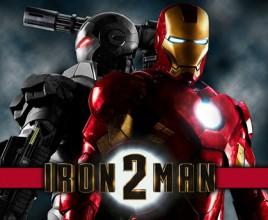 Iron man 2 theme for windows 7