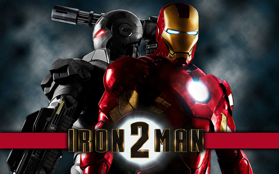 Iron Man Theme For Windows