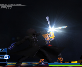 Kingdom Hearts 2 HUD Rainmeter Skin