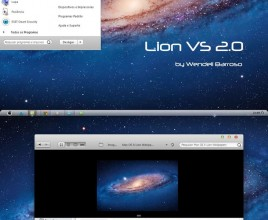 Lion 2.0 theme for windows 7