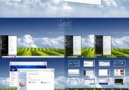 Longhorn revealed theme for windows 7