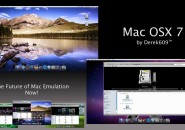 Mac OSX v10.6 theme for windows 7