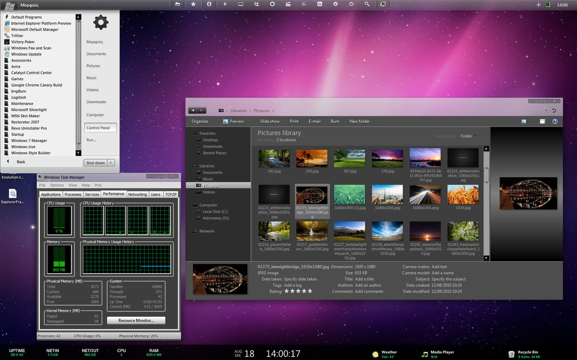 Mac theme for windows 7 ultimate free download