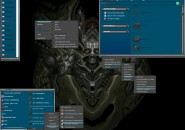 Mecha Windows Blind Theme