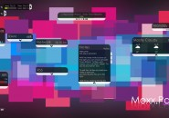 Moxx. Pack Windows 7 Rainmeter Skin