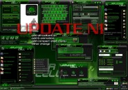 My Splinter Cell Windows Blind Theme