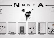 NoKtA Windows 7 Rainmeter Skin