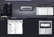 Ombra Windows Blind Theme