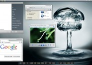 Oxygen final theme for windows 7