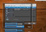 Preblack 1.1 theme for windows 7
