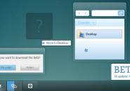 Pure windows beta 2 theme for windows 7